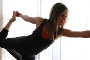 Yoga med fysisk inriktning